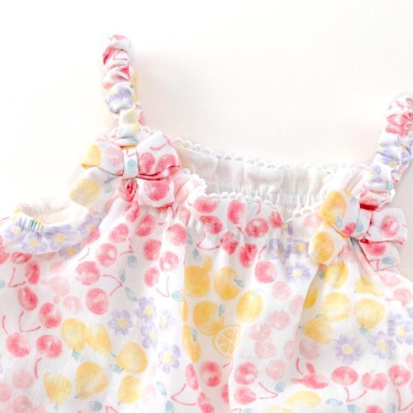 あすつく ベビー 女の子 キムラタン coeur a coeur クーラクール  サロペットグレコ 70 80|baby-kids-kimuratan|11