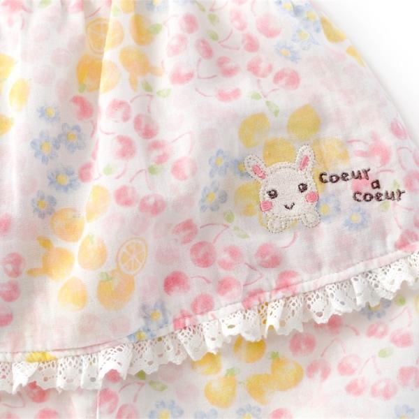 あすつく ベビー 女の子 キムラタン coeur a coeur クーラクール  サロペットグレコ 70 80|baby-kids-kimuratan|04