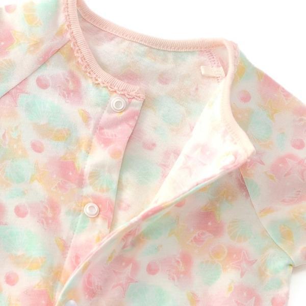 あすつく ベビー 女の子 キムラタン coeur a coeur クーラクール  ボディシャツ 60 70 baby-kids-kimuratan 12