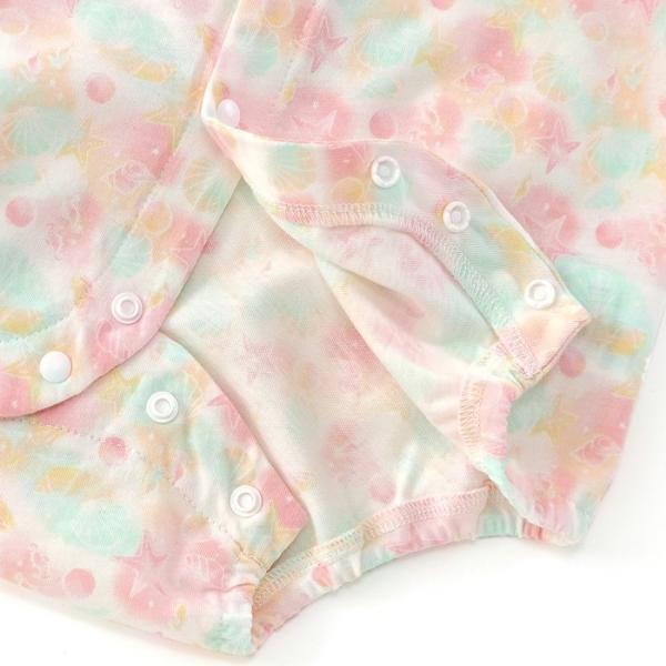 あすつく ベビー 女の子 キムラタン coeur a coeur クーラクール  ボディシャツ 60 70 baby-kids-kimuratan 13