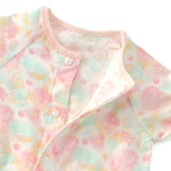 あすつく ベビー 女の子 キムラタン coeur a coeur クーラクール  ボディシャツ 60 70 baby-kids-kimuratan 03