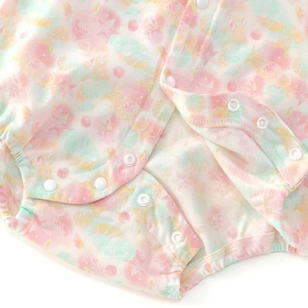 あすつく ベビー 女の子 キムラタン coeur a coeur クーラクール  ボディシャツ 60 70 baby-kids-kimuratan 04