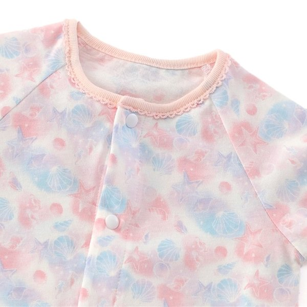 あすつく ベビー 女の子 キムラタン coeur a coeur クーラクール  ボディシャツ 60 70 baby-kids-kimuratan 06