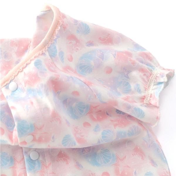 あすつく ベビー 女の子 キムラタン coeur a coeur クーラクール  ボディシャツ 60 70 baby-kids-kimuratan 07