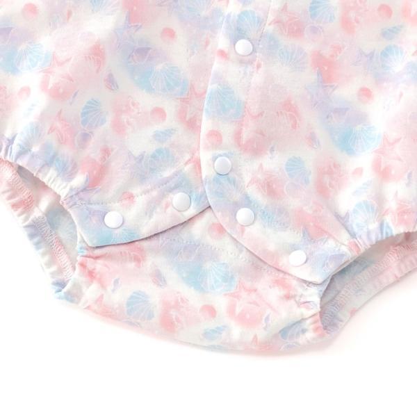 あすつく ベビー 女の子 キムラタン coeur a coeur クーラクール  ボディシャツ 60 70 baby-kids-kimuratan 08