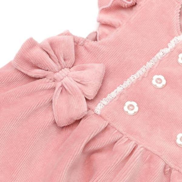 【nousノベルティ対象商品】あすつく 子供服 女の子 キムラタン coeur a coeur クーラクール  ジャンパースカート 70 80 90 95 100|baby-kids-kimuratan|08