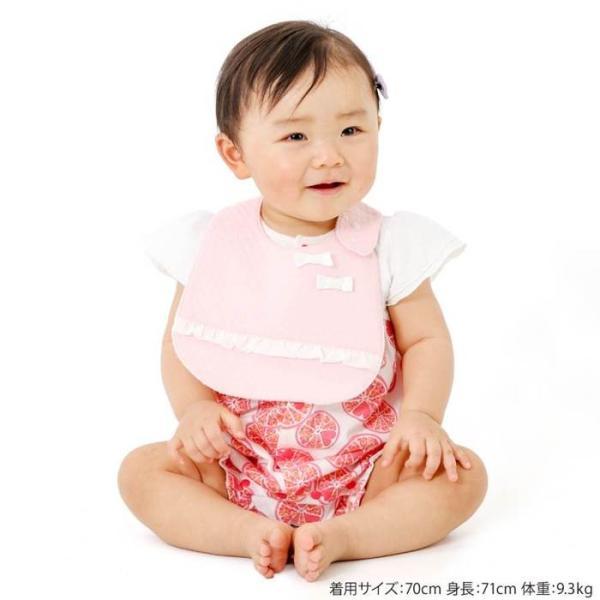 あすつく ベビー 女の子 キムラタン Bobson ボブソン  半袖グレコ 70 80|baby-kids-kimuratan|08