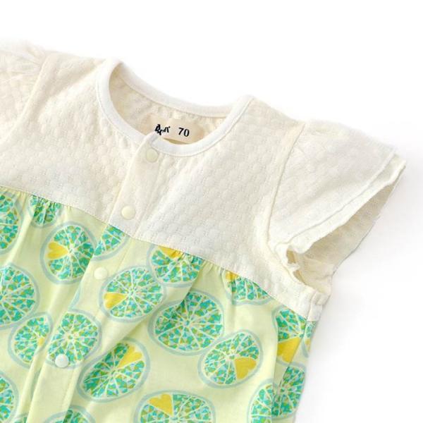 あすつく ベビー 女の子 キムラタン Bobson ボブソン  半袖グレコ 70 80|baby-kids-kimuratan|09