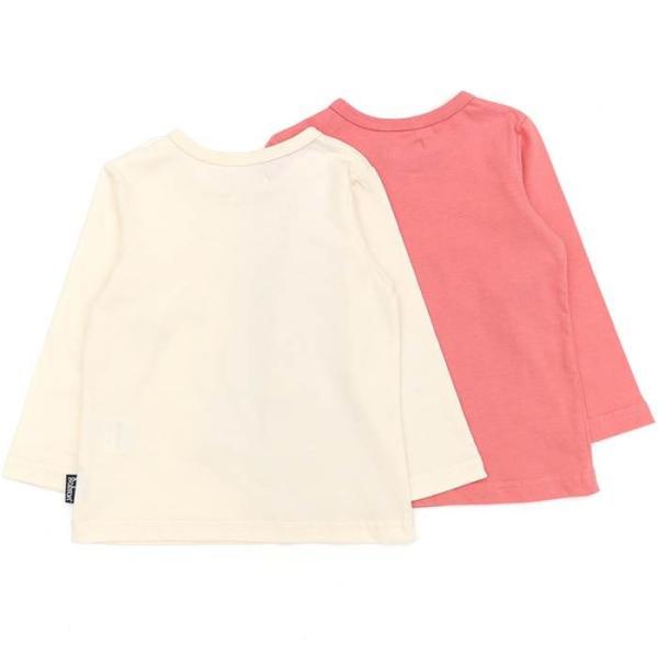 あすつく 子供服 女の子 キムラタン Bobson ボブソン  Tシャツ(長袖) 80 90 95 100 110 120 130 綿100% baby-kids-kimuratan 02