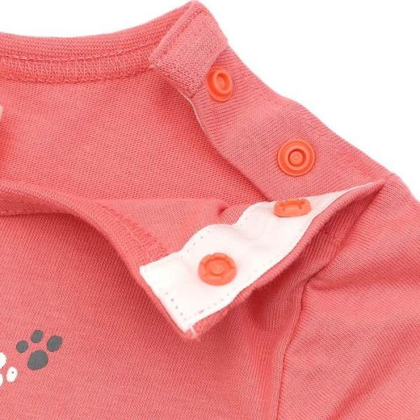 あすつく 子供服 女の子 キムラタン Bobson ボブソン  Tシャツ(長袖) 80 90 95 100 110 120 130 綿100% baby-kids-kimuratan 10