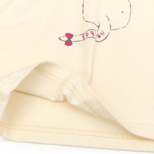 あすつく 子供服 女の子 キムラタン Bobson ボブソン  Tシャツ(長袖) 80 90 95 100 110 120 130 綿100% baby-kids-kimuratan 06