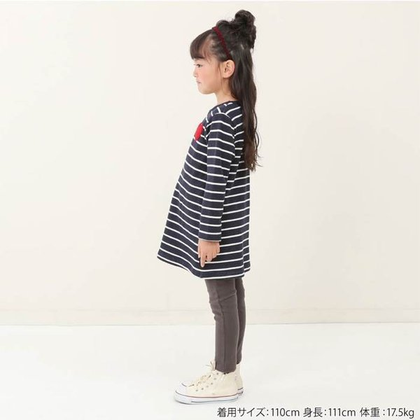 【nousノベルティ対象商品】Bobson (ボブソン ) ワンピース (80〜130cm)  女の子 キムラタン 子供服 綿100% あすつく|baby-kids-kimuratan|05