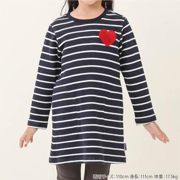 【nousノベルティ対象商品】Bobson (ボブソン ) ワンピース (80〜130cm)  女の子 キムラタン 子供服 綿100% あすつく|baby-kids-kimuratan|08