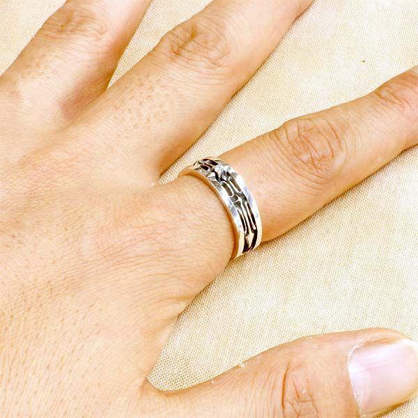 cooldust FUNKOUTS クールダスト ユグドラシル シルバー リング 指輪 カラーストーン|baby-sies|04