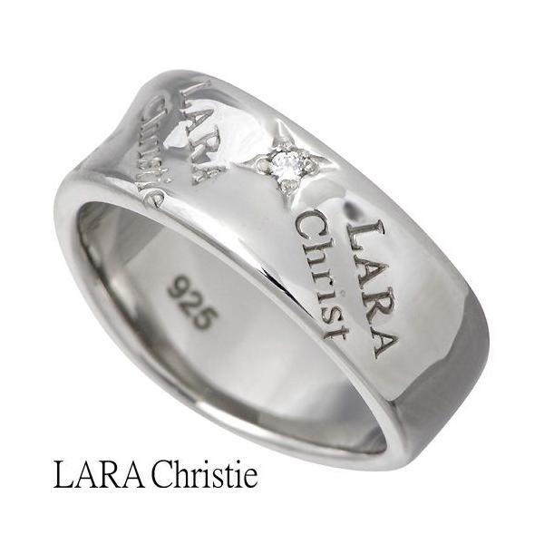 LARA Christie ララクリスティー シルバー リング 指輪 レディース バベル キュービックジルコニア baby-sies 02