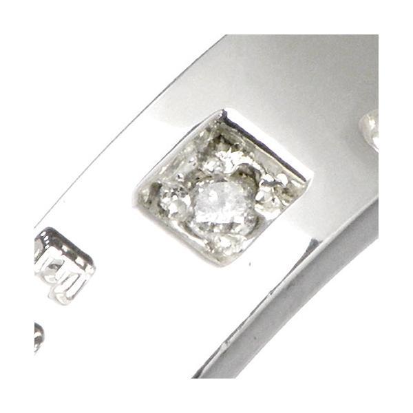 waCca ワッカ ダイヤモンド シルバー ペア リング 指輪