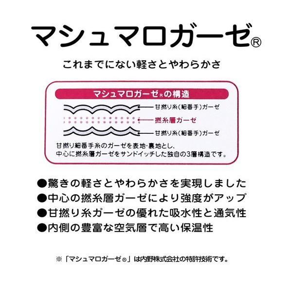 おくるみ ミキハウス mikihouse ガーゼケット マシュマロ 出産祝い baby-wish-factory 02