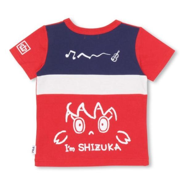 30%OFF SALE ベビードール BABYDOLL 子供服 ドラえもん FILA バックキャラ Tシャツ 男の子 女の子 ベビーサイズ キッズ-1205K|babydoll-y|05