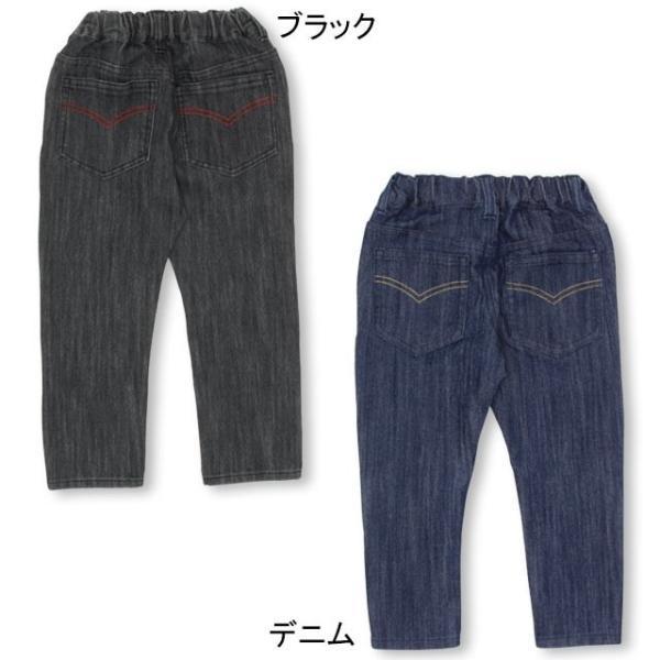 ベビードール BABYDOLL 子供服 プチプラ シンプル デニム ロングパンツ 1597K ベビーサイズ キッズ 男の子 女の子 babydoll-y 03