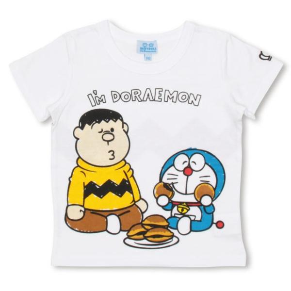 ベビードール BABYDOLL 子供服 ドラえもん キャラクター Tシャツ 2286K ベビーサイズ キッズ 男の子 女の子|babydoll-y|02