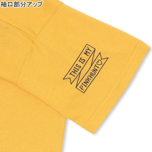 30%OFF SALE ベビードール BABYDOLL 子供服 PINKHUNT PH モチーフ Tシャツ 2502K キッズ ジュニア 女の子|babydoll-y|06