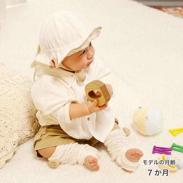 帽子・マント・トレンカのしろくまさんおでかけ3点セット(BOX付き)|babygoose|02