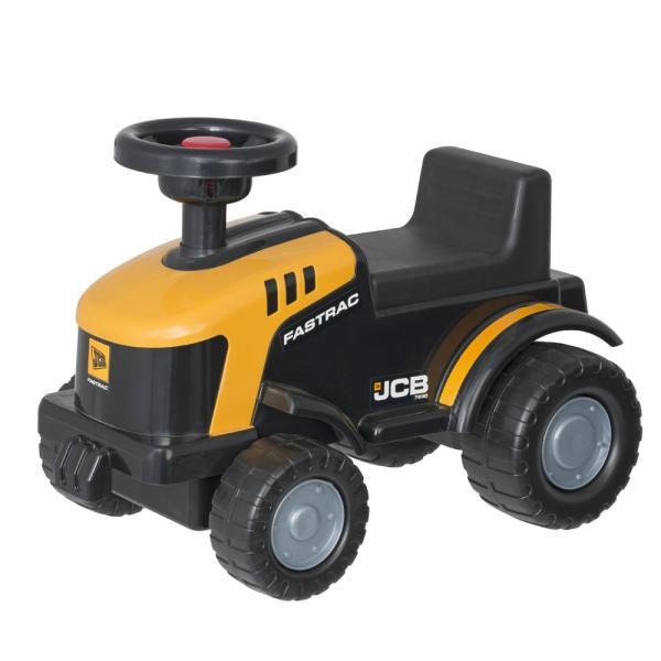 乗用玩具JCBトラクターライドオン