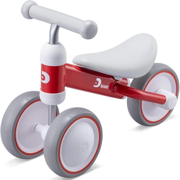 アイデス ディーバイクミニプラスD-bike mini+ レッド(同梱不可品につき他商品ご購入時は別途送料発生致します)