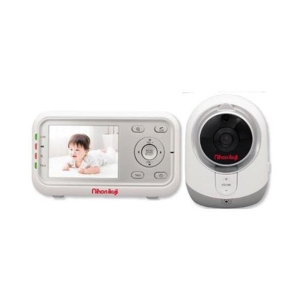 日本育児デジタルカラー スマートビデオモニター3