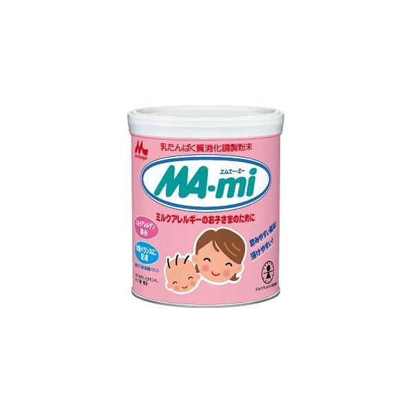 森永乳業 MA-mi 大缶800g ミルクアレルギー用粉ミルク