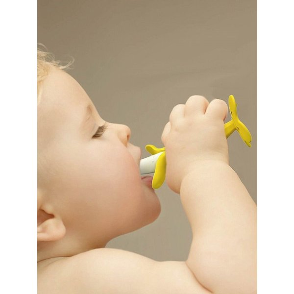 カミカミbabyバナナ エジソンセレクト エジソン EDISON カミカミBabyバナナ 3ヶ月 赤ちゃん大喜び 歯がため カミカミバナナ おしゃぶり|babywest|06