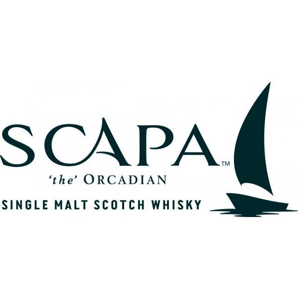 SCAPA G&M 2005-2018 スキャパ 蒸留所ラベル Newボトル|bacchus-barrel|02