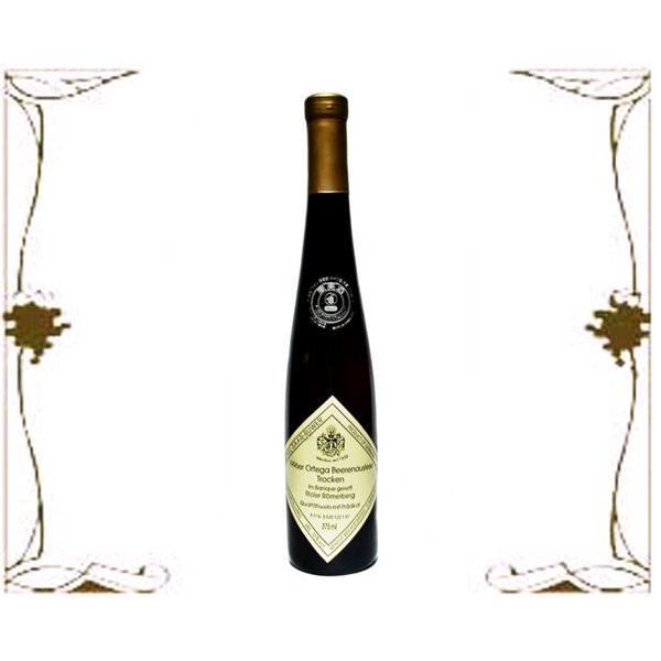 貴腐ワイン1996年リオラーレーマーベルグベーレンアウスレーゼ辛口オルテガバリック375ml#008E−06
