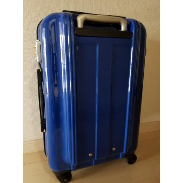 【7泊8日★レンタル】スーツケース Mサイズ 軽量構造|backstageproject|02