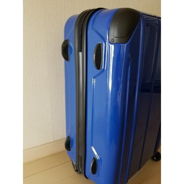 【7泊8日★レンタル】スーツケース Mサイズ 軽量構造|backstageproject|04