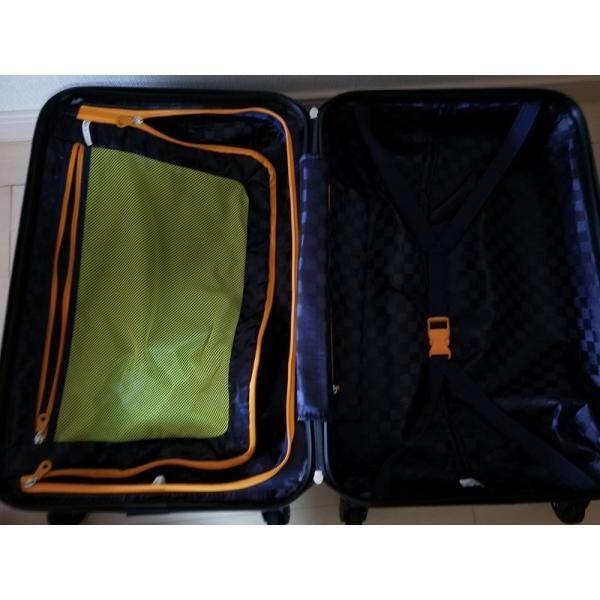 【7泊8日★レンタル】スーツケース Mサイズ 軽量構造|backstageproject|06