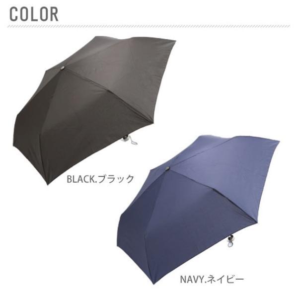 折りたたみ傘 メンズ 軽量  手動 コンパクト 超軽量 軽い 55cm 折り畳み シンプル 通勤 通学 傘 かさ 折りたたみ ナカタニ backyard-1 05