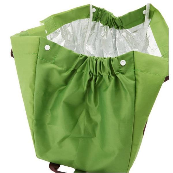 レジカゴバッグ 保冷 大容量 保温 おしゃれ 折りたたみ 折り畳み エコバッグ レジかごバッグ レジかごバック レジカゴバック 保冷バック 保冷バッグ|backyard|05