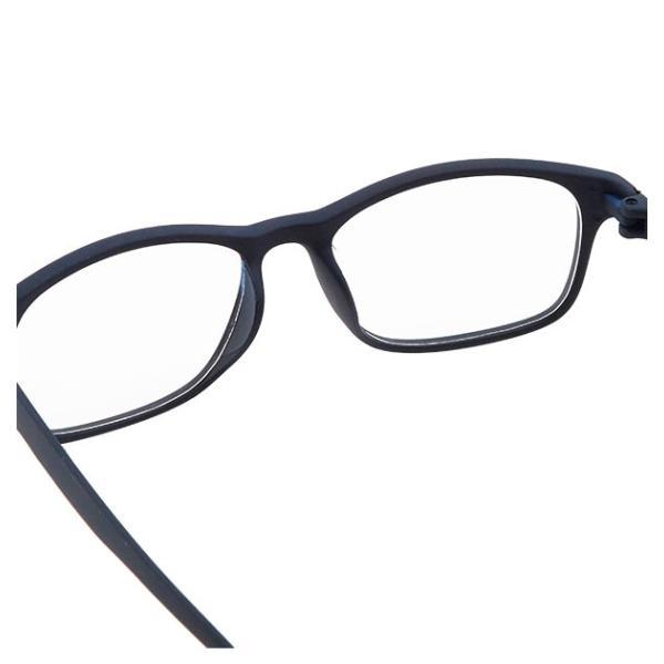 伊達メガネ メンズ おしゃれ 伊達眼鏡 マットコーティング 伊達めがね メガネケース付属 シンプル 黒縁 黒ぶち backyard 04