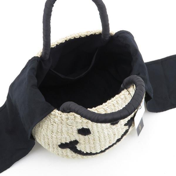 【クーポン付】アジョリー カゴバッグ バッグ かご a jolie ニコちゃん スマイル アバカ レディース si-1911|bag-danjo|07