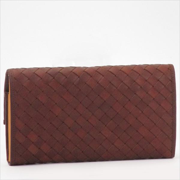 アイソラ 長財布 isola ギャルソン 三段錠 カリオカ メッシュ 5009|bag-danjo|02