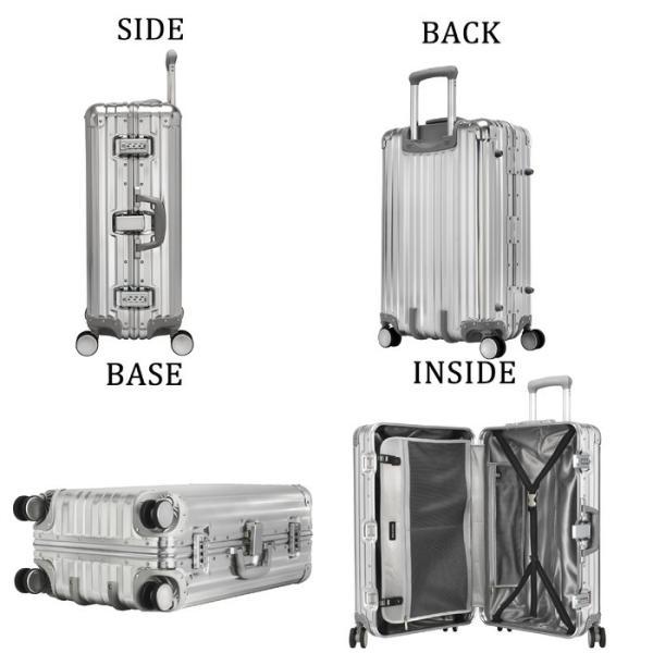 ノベルティプレゼント RICARDO リカルド Aileron エルロン スーツケース 58L TSAロック アルミボディ 出張 旅行 5〜6泊|bag-net|10
