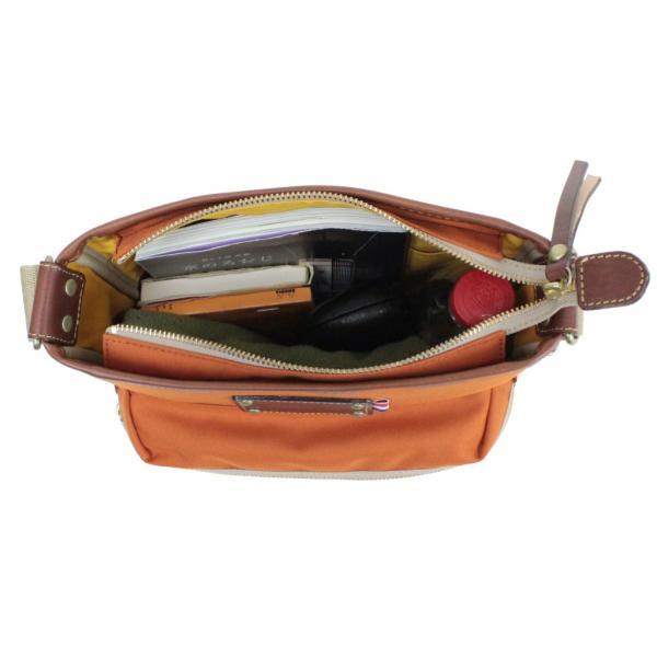 500円OFFクーポン ゾロ目の日限定 カステルバジャック ブラスCASTELBAJAC Brass 029111 ショルダーバッグ|bag-net|06