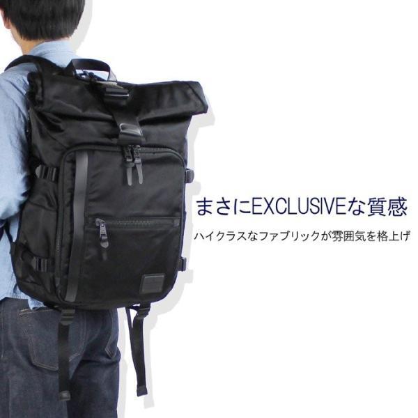 ブランド公式アイテム&ノベルティ付き MAKAVELIC マキャベリック 生産限定モデル EXCLUSIVE ROLLTOP BACKPACK バックパック 3108-10105|bag-net|02