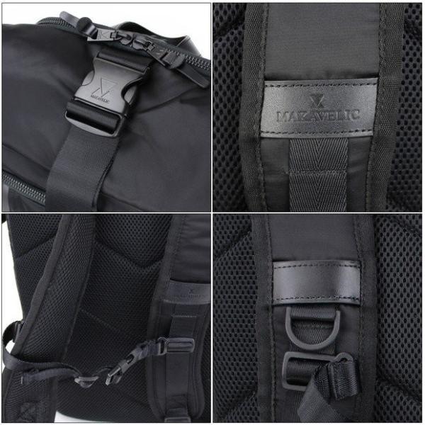 ブランド公式アイテム&ノベルティ付き MAKAVELIC マキャベリック 生産限定モデル EXCLUSIVE ROLLTOP BACKPACK バックパック 3108-10105|bag-net|06