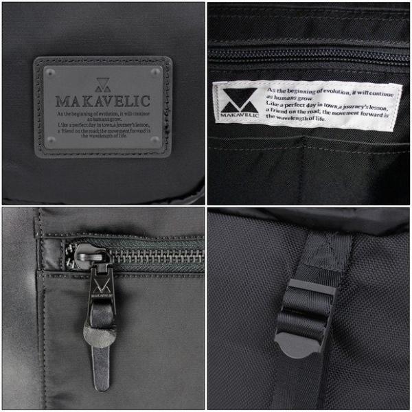 ブランド公式アイテム&ノベルティ付き MAKAVELIC マキャベリック 生産限定モデル EXCLUSIVE ROLLTOP BACKPACK バックパック 3108-10105|bag-net|07