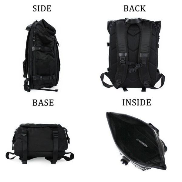 ブランド公式アイテム&ノベルティ付き MAKAVELIC マキャベリック 生産限定モデル EXCLUSIVE ROLLTOP BACKPACK バックパック 3108-10105|bag-net|10