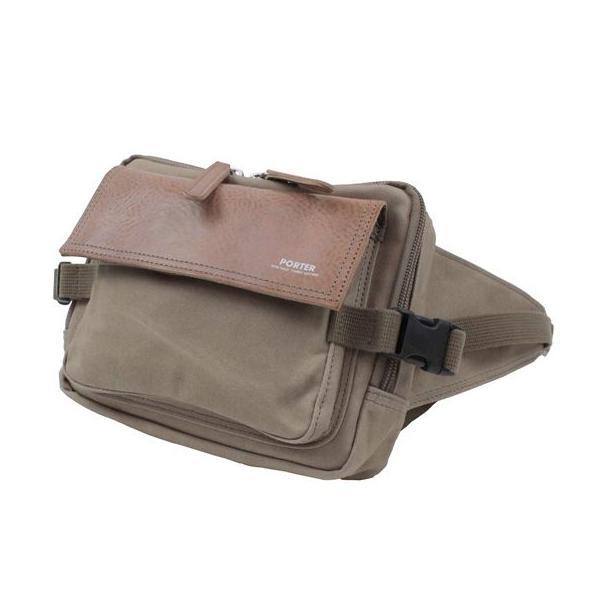 限定アイテムプレゼント 吉田カバン ポーター ウエストバッグ フィールド 706-04662 吉田カバン PORTER FIELD ウエストバッグ|bag-net|02