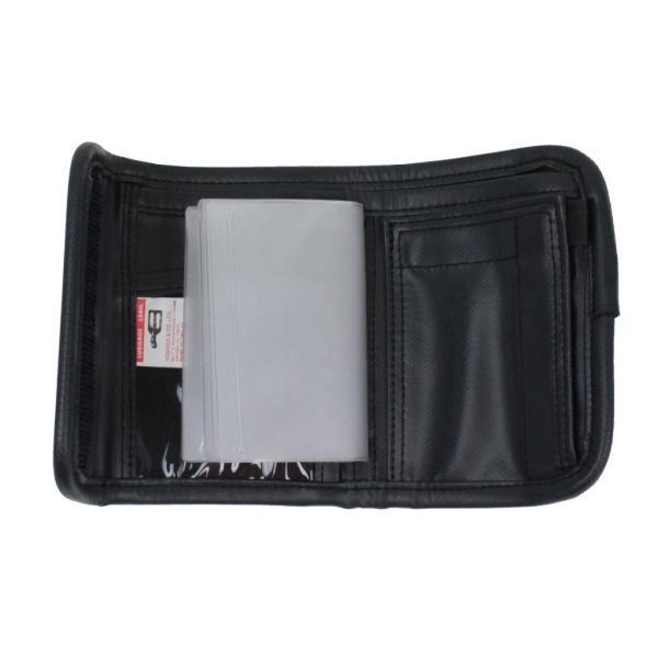 吉田カバン ラゲッジレーベル 財布 ライナー 951-09265 吉田カバン LUGGAGELABEL LINER 三つ折り財布|bag-net|06