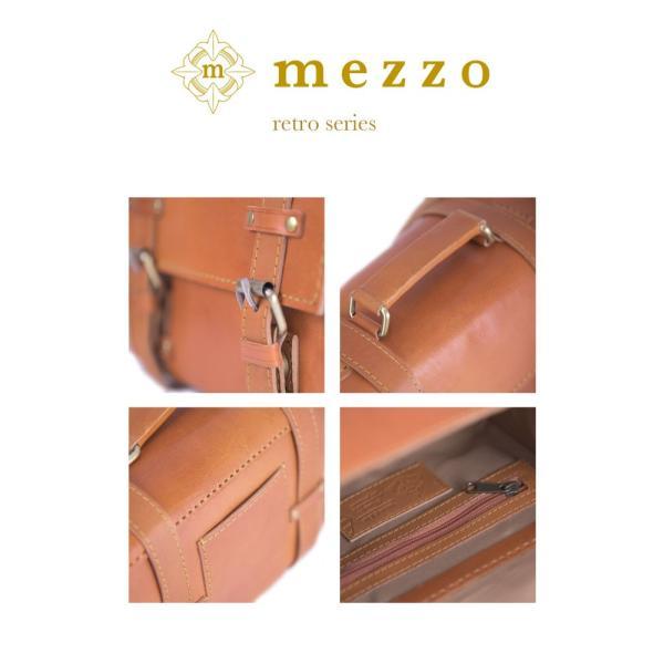 メゾ  バッグ 革 視線を独り占めできるレトロな風合いの上質カメラバッグ調ショルダー|bag-sonrisa|02